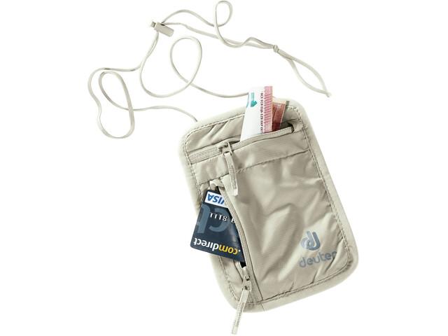 Deuter Security Wallet I, sand